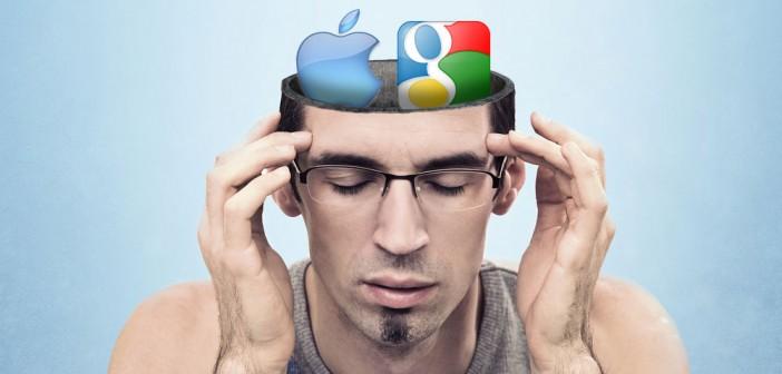 Mötesteknik enligt Apple och Google