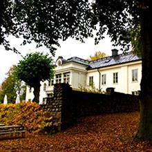 Konferens Lidingö på Elfviks Herrgård.