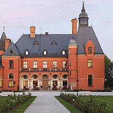Bild på Lejondals slott