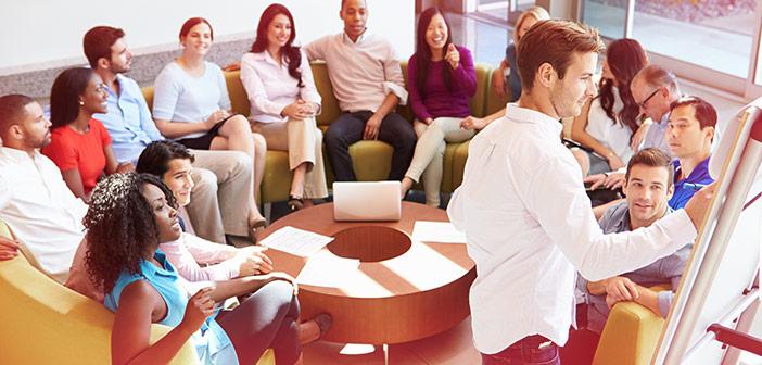 Kommunikation på arbetsplatsen