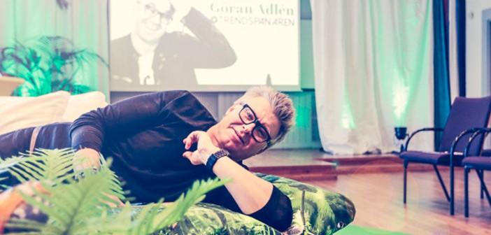 Göran Adlén Trendrapport på Högberga gård