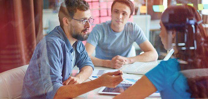 Att kommunicera på arbetsplatsen. Hur gör man?
